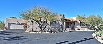 Tucson Single Family Home For Sale: 5515 N Entrada Quince