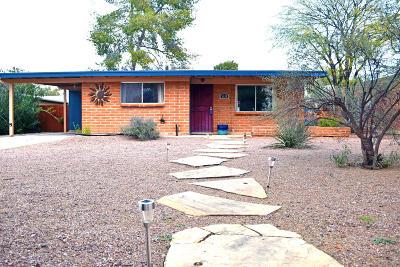 Tucson Single Family Home For Sale: 1490 N Sonoita Avenue