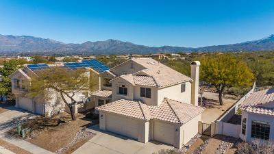 Tucson Single Family Home For Sale: 105 S Nightfall Avenue