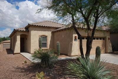 Sahuarita AZ Single Family Home Sold: $185,000