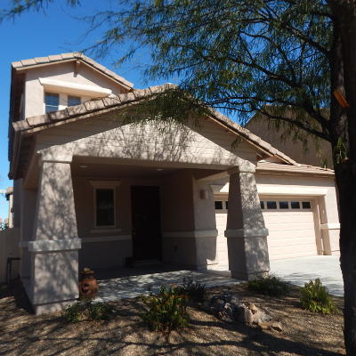 Pima County Single Family Home Active Contingent: 358 W Calle Matraca