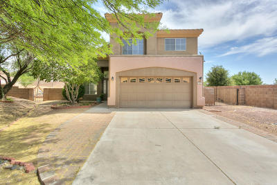 Rio Rico Single Family Home Active Contingent: 105 Mesa Court