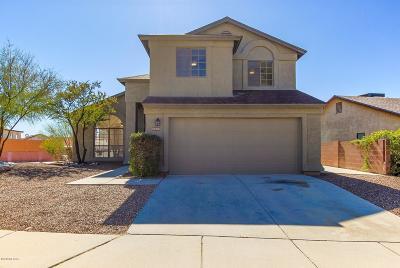 Tucson Single Family Home Active Contingent: 5233 W Eaglestone Loop