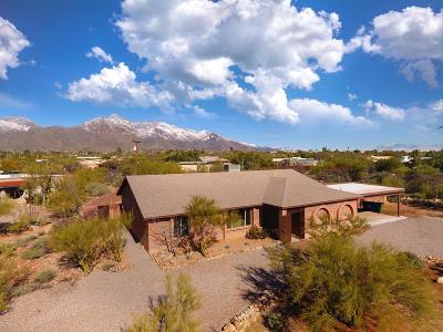 Tucson Single Family Home For Sale: 6502 N Calle De Estevan