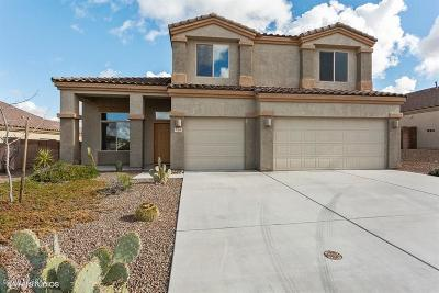 Pima County, Pinal County Single Family Home For Sale: 318 W Herschel H. Hobbs Place