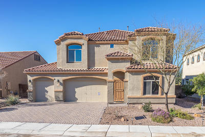 Marana Single Family Home For Sale: 9761 N Hebden Way