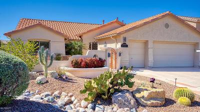 Saddlebrooke Single Family Home For Sale: 37830 Desert Terrace Drive