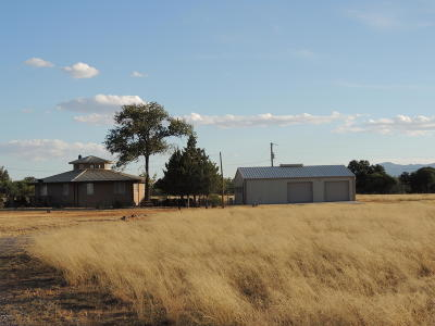 Cochise County Single Family Home For Sale: 12970 Az-181