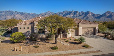 Oro Valley Single Family Home For Sale: 12102 N Portico Place