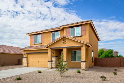Marana Single Family Home For Sale: 11727 W Vanderbilt Farms Way