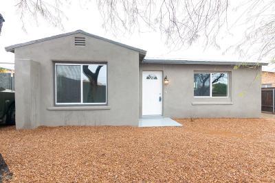 Single Family Home For Sale: 1621 E Grant Road