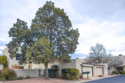 Pima County Townhouse For Sale: 7145 E Chorro Circle