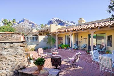 Oro Valley Townhouse For Sale: 881 E Camino Corrida