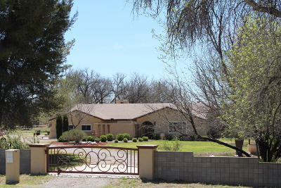 Cochise County Single Family Home For Sale: 439 W Patton Street