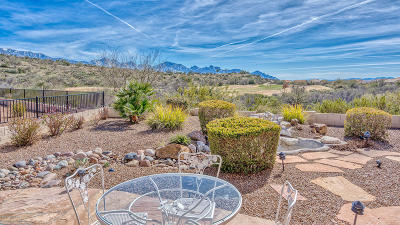 Saddlebrooke Single Family Home For Sale: 62185 E Valley Crest Court