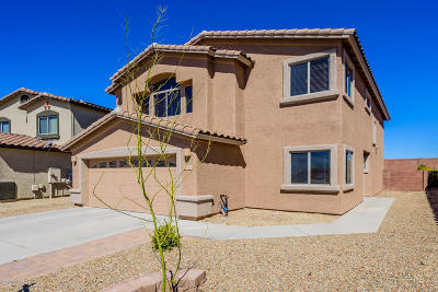 Pima County, Pinal County Single Family Home For Sale: 7425 E Fair Meadows Loop