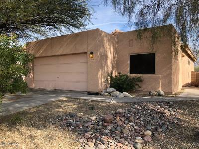 Single Family Home Active Contingent: 5428 N Mesquite Bosque Way