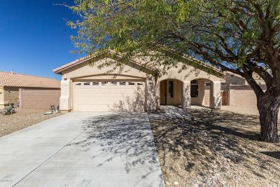 Pima County, Pinal County Single Family Home Active Contingent: 533 S Douglas Wash Road