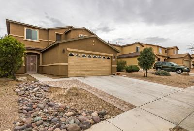 Sahuarita Single Family Home Active Contingent: 1241 W Camino Mesa Sonorense