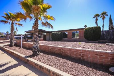 Pima County, Pinal County Single Family Home For Sale: 9660 E Creek Street