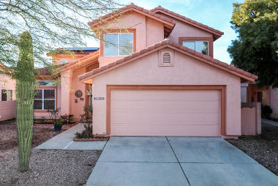 Tucson Single Family Home For Sale: 3015 W Sky Ranch Trail