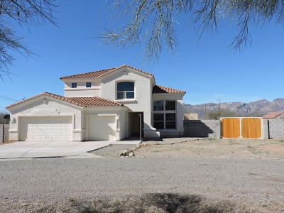 Rio Rico Single Family Home For Sale: 1702 Leary Court