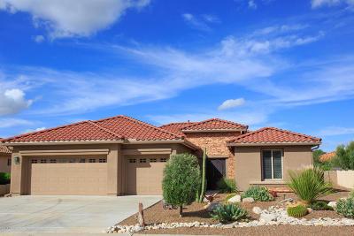 Saddlebrooke Single Family Home For Sale: 39766 S Windwood Drive