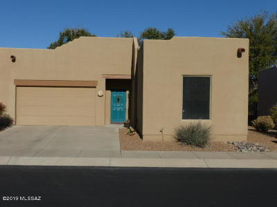 Green Valley Townhouse For Sale: 3756 S Camino Del Golfista