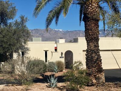 Pima County, Pinal County Townhouse Active Contingent: 7280 E Camino Valle Verde
