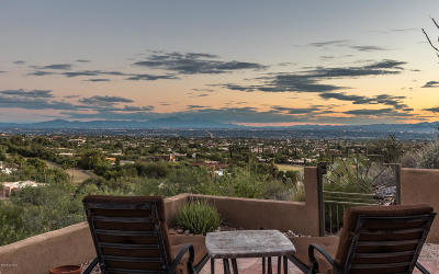 Tucson Single Family Home For Sale: 4821 E Winged Foot Place