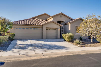 Marana Single Family Home For Sale: 11885 W Ferndown Drive