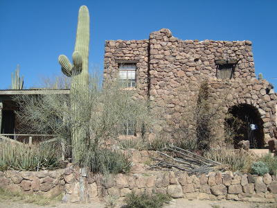 Tucson Single Family Home For Sale: 4240 S Mission Road