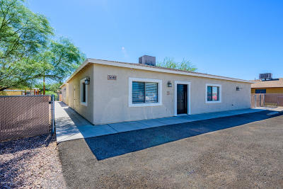 Tucson Residential Income For Sale: 5009 S Park Avenue