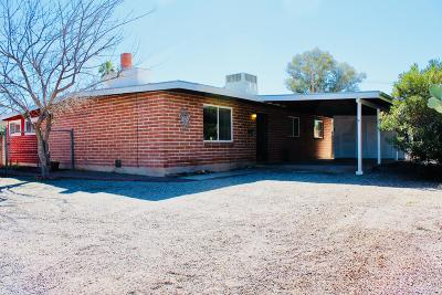 Pima County, Pinal County Single Family Home Active Contingent: 1739 S Avenida Planeta