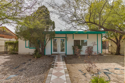 Tucson Single Family Home For Sale: 1714 E Edison Street