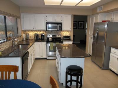 Pima County, Pinal County Single Family Home Active Contingent: 7297 E Shoreward Loop