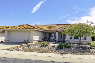 Oro Valley Single Family Home Active Contingent: 868 E Royal Ridge Drive