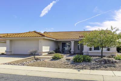 Oro Valley Single Family Home For Sale: 868 E Royal Ridge Drive