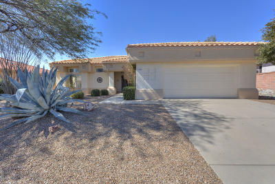 Oro Valley Single Family Home Active Contingent: 14489 N Lost Arrow Drive