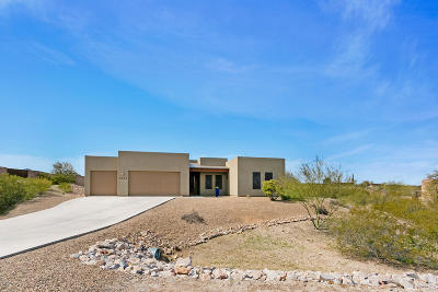 Tucson Single Family Home For Sale: 5161 N Gracious Court