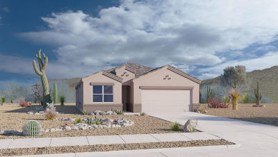 Marana Single Family Home For Sale: 10328 N Crooked Peak Trail