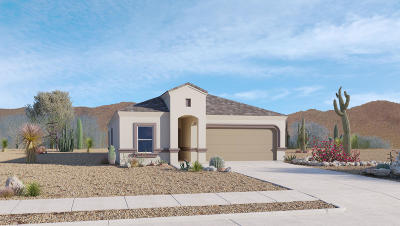 Marana Single Family Home For Sale: 10314 N Crooked Peak Trail