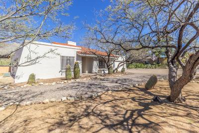 Pima County, Pinal County Single Family Home For Sale: 11401 E Placita Madre