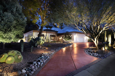 Tucson Single Family Home For Sale: 7961 N Tuscany Drive