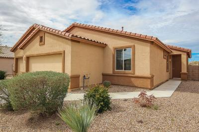 Marana Single Family Home Active Contingent: 11084 W Brown Ware Street