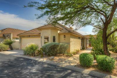 Tucson Single Family Home For Sale: 4048 E Via Del Mirlillo