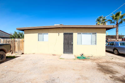 Tucson Residential Income For Sale: 224 W Glenn Street