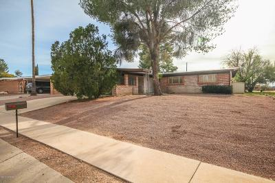 Pima County, Pinal County Single Family Home For Sale: 2216 S Camino Seco