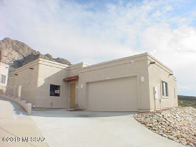 Oro Valley Single Family Home For Sale: 9809 N Ridge Shadow Place