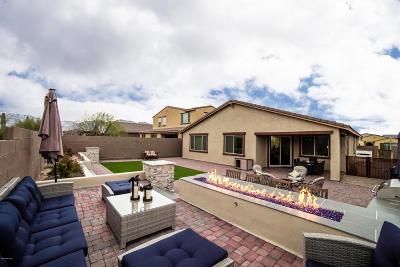 Oro Valley Single Family Home For Sale: 2322 W Ursa Minor Street